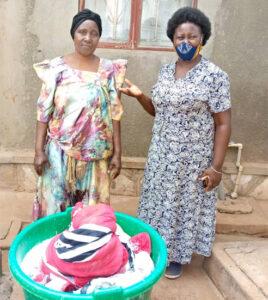 women in the informal sector amidst COVID-19men in the informal sector amidst COVID-19